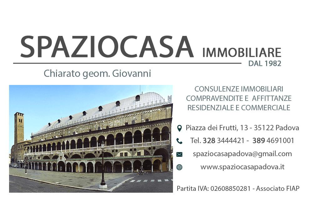 Biglietti da visita SpazioCasa Padova