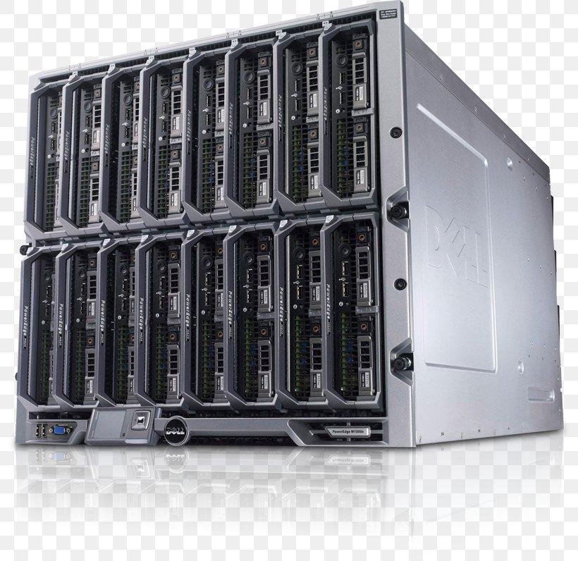 Un server blade Dell Poweredge