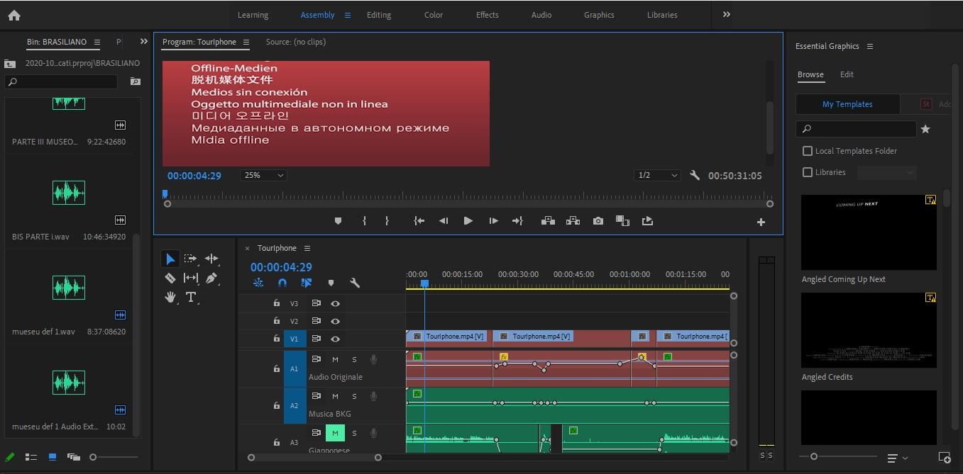 videoeditor adobe premiere