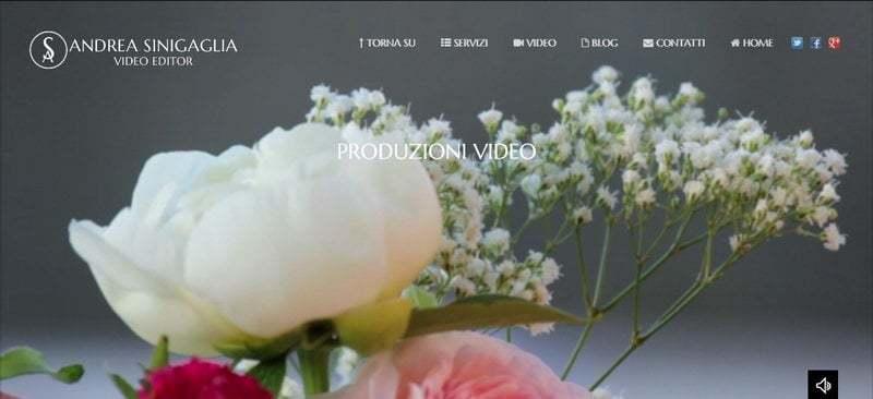 Andrea Sinigaglia Videoeditor